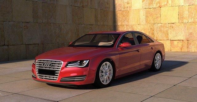 Zawieszenie pneumatyczne Audi