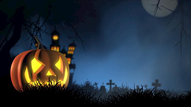 Pomysłowe dekoracje na halloween